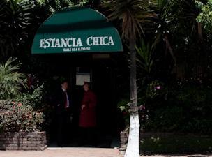 BIENVENIDOS A ESTANCIA CHICA