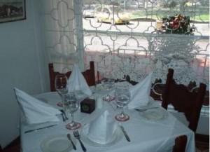 Restaurante Chalet Suizo